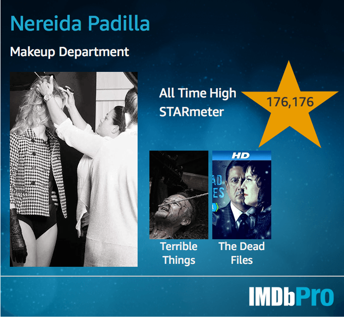 Hair and Makeup by Nereida IMDB