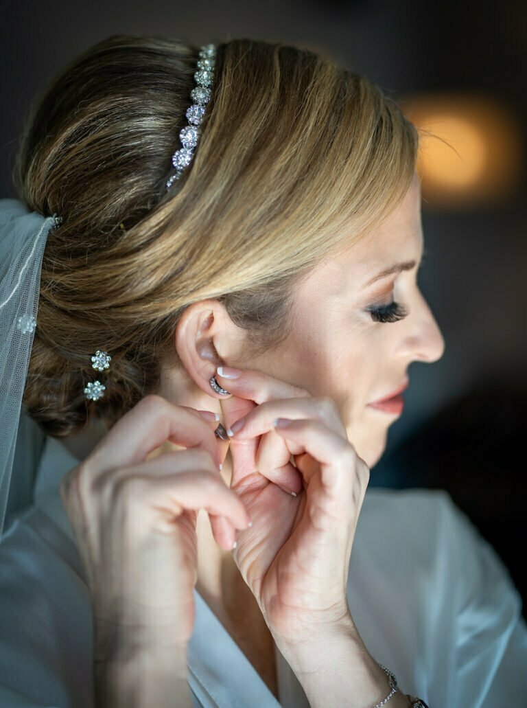 Hair and Makeup by Nereida Bridal Image 81109