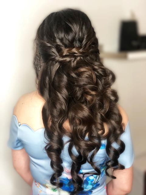 Hair and Makeup by Nereida Haircuts and Hairstyles Image